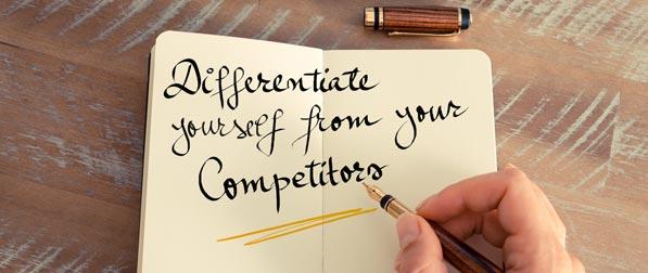 Hvad gør du anderledes?